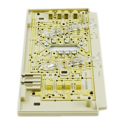 Honeywell Q682B1011 Switching Subbase for T8082/85/182