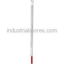 Reed 12-0266 Replacement Thermometer 25-120F Red Spirit Filled