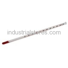Reed 12-0327 Replacement Thermometer 25-120F Red Spirit Filled
