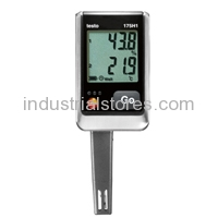 Testo 0572.1754 Temperature/Humidity Logger Dual Channel DIS