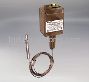 Barksdale Products MT1H-H251-12 Temperature Switch 50-250F