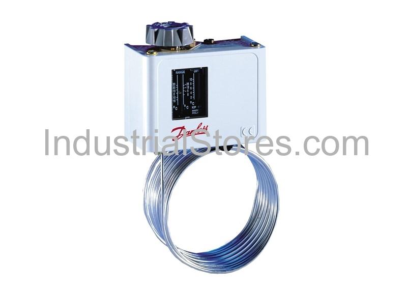 Danfoss 060L200266 Temperature Controller 22-55F