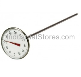 """Weiss 134-8-550FC Thermometer 2"""" Dial (50 to 550F) or (10 to 285C)"""