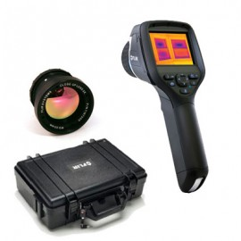 Flir E40BX-KIT-15 Thermal Imager Kit With Standard And 15 Lens And Case