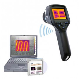Flir E40-KIT-SOFT Thermal Imager Kit With Reporter Pro Software