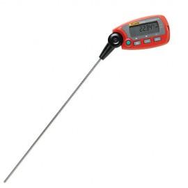 """Fluke 1551A-12 I.S. Stick Thermometer 12"""" Stem"""