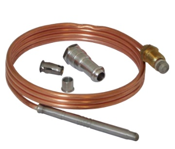 "Baso K19AT-48H Thermocouple 48"" Super Slim Jim"