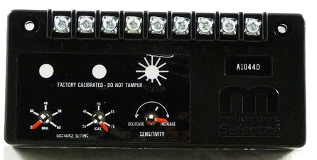 Maxitrol A1044D Electronic Modulation Gas-Fired Temperature Controls