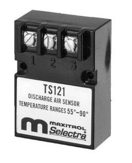 Maxitrol TS121A Discharge Air Temperature Sensors