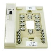 Honeywell Q667A1005 Switching Subbase used with T7067