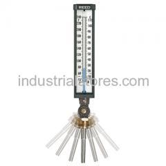 "Reed 9VU35-165 Thermometer Ind 9"" L. 3.5"" Stem 0-160F"