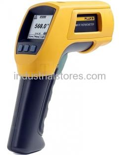 Fluke 568 Thermometer Infrared -40 To 800