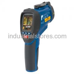 Reed R2020 Infrared Thermometer Video Data Logger With Sd Card