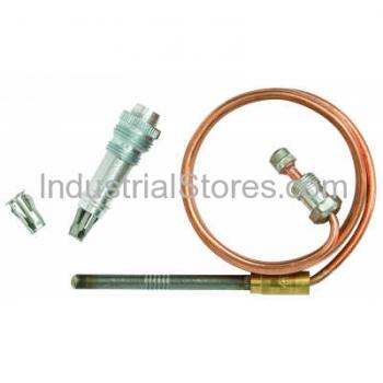 "Honeywell Q340A1447 48"" Thermocouple With French/English Literature"