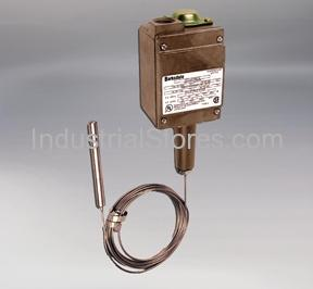 Barksdale Products MT1H-H251S-12 Temperature Switch 50-250F