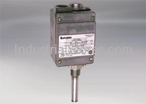 Barksdale Products ML1H-H203S-WS Temperature Switch 76 TO 200F