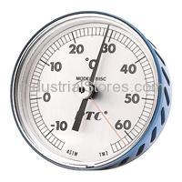 PTC 815CC Thermometer Wall Cert Deg C Nist Std