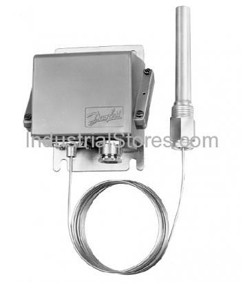 Danfoss 060L310566 Temperature Controller 122-212F