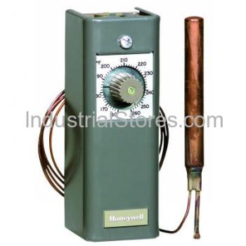 Honeywell T991A1012 Remote Bulb Modulating Temperature Controller