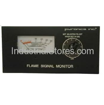 Pyronics 7164 Flame Signal Monitor (12-19 Burners)