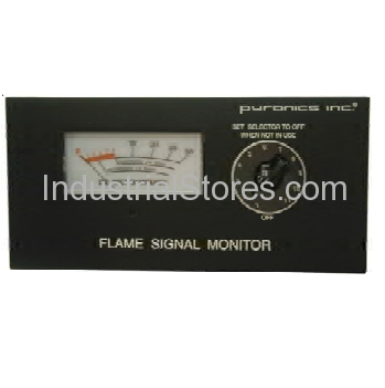 Pyronics 7164 Flame Signal Monitor (2-11 Burners)