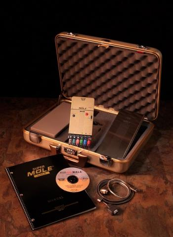 SuperMOLE Gold Bakewatch Baking Temperature Profiler