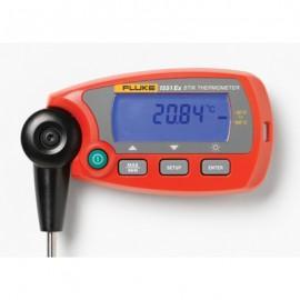 """Fluke 1552A-12 I.S. Stick Thermometer 12"""" Stem"""