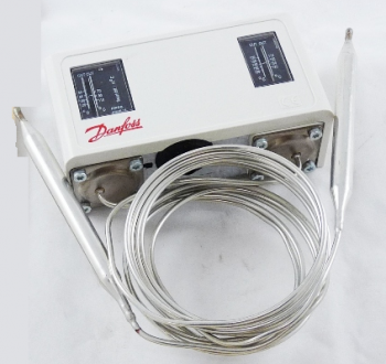 Danfoss 060L113166 Temperature Controller