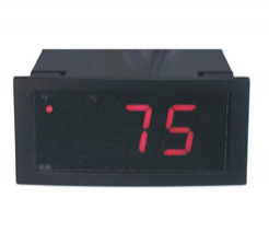 Control Products TI-1002-120 Panel Mount Temperature Indicator 120V