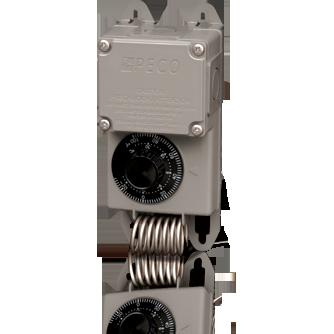Peco TF115-023 Temperature Controller -30F to 100F SPDT Nema4X Coiled Bulb