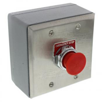 Asco 173A20 Control Thermostat Surface Mount Emergency Stop