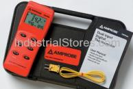 Amprobe TMD90A Thermometer Dual Input