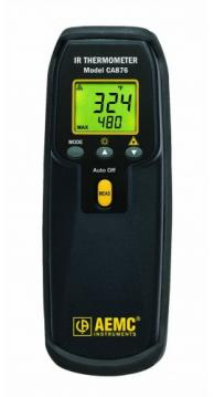 AEMC 2121.34 CA876 Infrared Thermometer -4 To 1022F/-20 To 550C