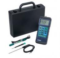 Extech 407228 Heavy Duty pH/mV/Temperature Meter Kit