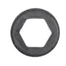 """A.O. Smith 619432-105 2.5""""Dia Mounting Ring Kit"""