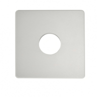 "Automated Logic ALC/ADP-53-53-OFW Wall Adapter Plate 5.3""X5.3"" Off White"