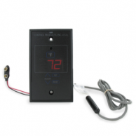 Control Products TAL-2000D-24 Temperature Alarm Loggers with Relay