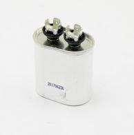 Berko 1432-0002-004 Single Oval Run Capacitor 10MFD 370V